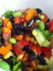Black Bean and Corn Salad with Lime