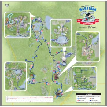 Full Marathon Map